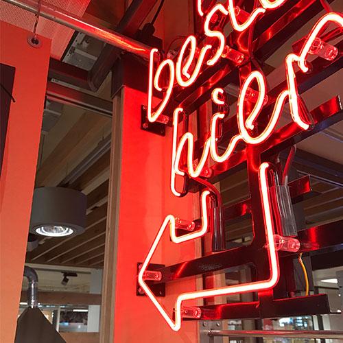 Blomsma Print & Sign Retail Neon PLUS Abcoude