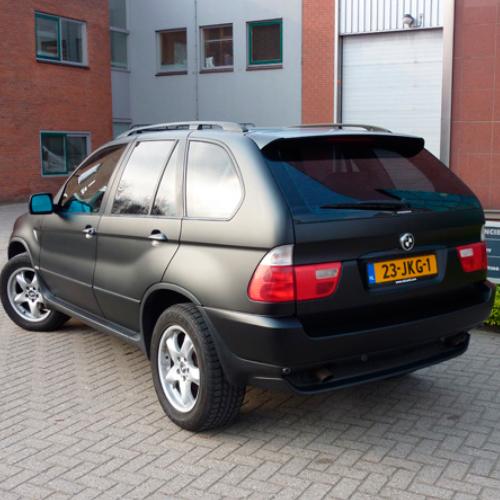 Carwrap Holland