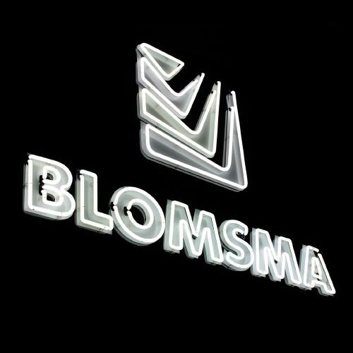 Blomsma Print & Sign Neonreclame