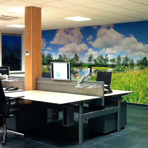 interne decoraties Blomsma Print & Sign