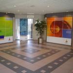 Full color Panelen Rabobank Eindhoven