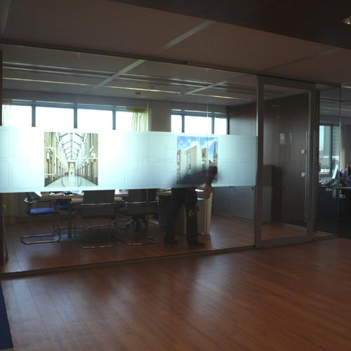 Raamdecoraties Syntrus Achmea