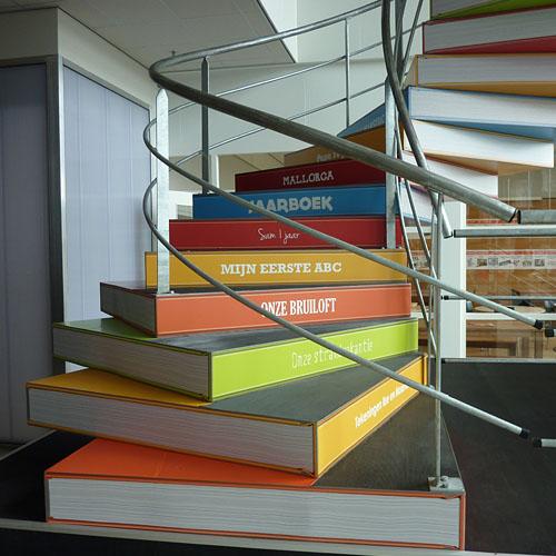 Boekentrap Albelli