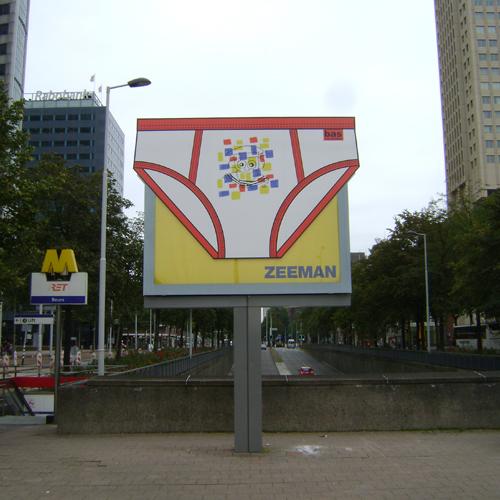Billboards Zeeman