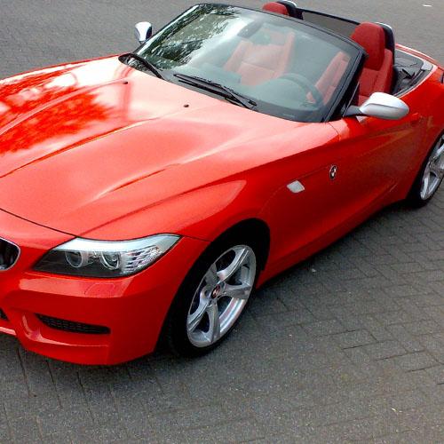 Full Wrap BMW Z4