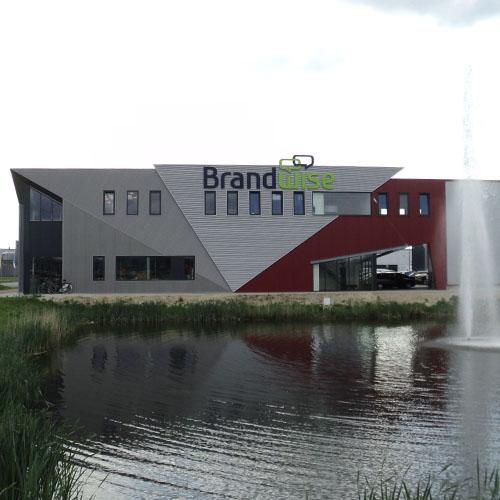 Signing Brandwise Group Ede