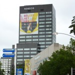 Gevelreclame Rotterdam Philharmonisch