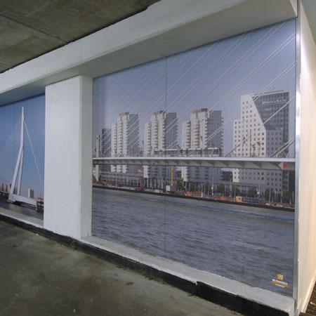 Parkeergarage Rabobank Rotterdam