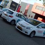 Wagenpark bestickering