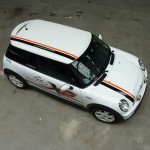 Full Wrap Mini Cooper
