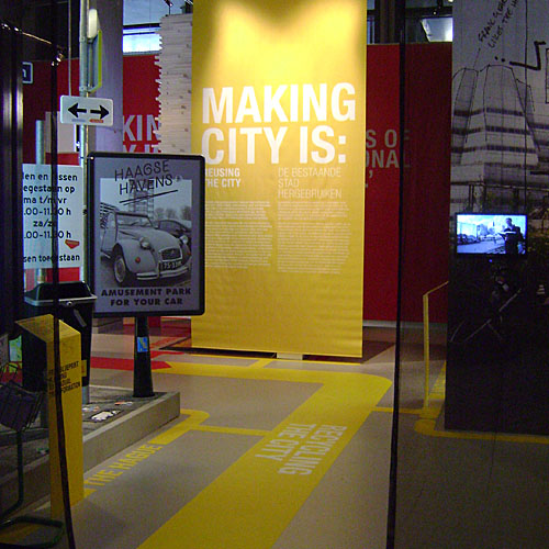 Aankleding IABR5 Making City