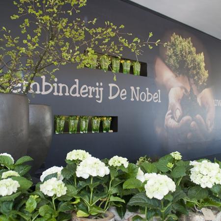 Wanddecoratie De Nobel