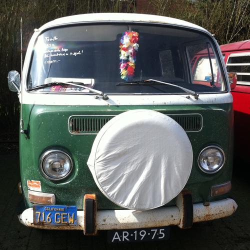 VW T2 voor wrappen