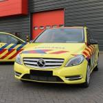 Full Wrap Ambulances ROGAM