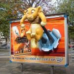 3D Billboard Simba