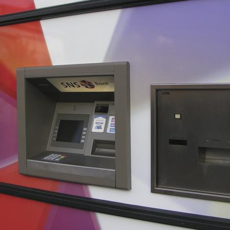SNS Geldautomaten