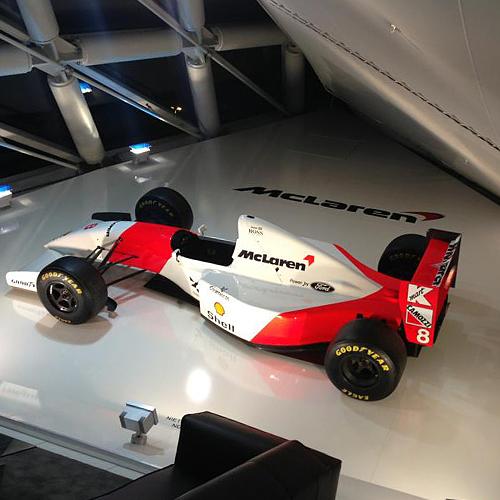 Formule1 McLaren