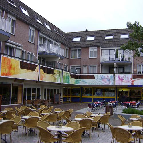Geveldecoratie Balkons