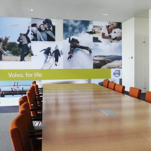 Wandecoratie Boardroom