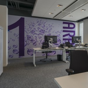 Interieurdecoratie ARAG