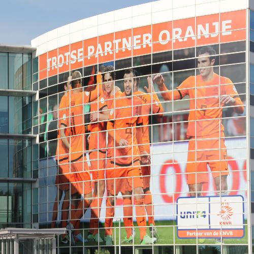 Megavisual Oranje WK2014
