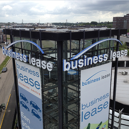 Lichtreclame Business Lease
