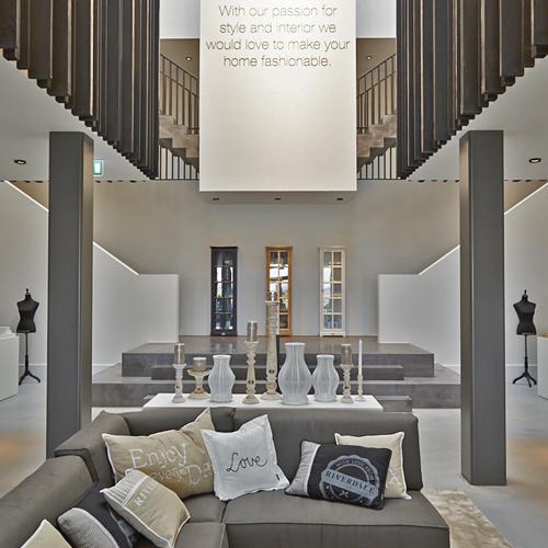 Interieurdecoratie Riverdale