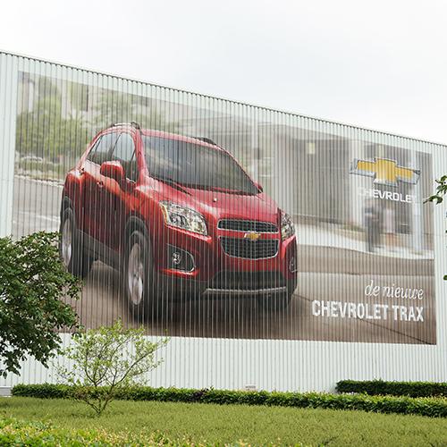 Geveluiting Chevrolet Trax
