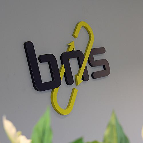 Logo BNS logistics