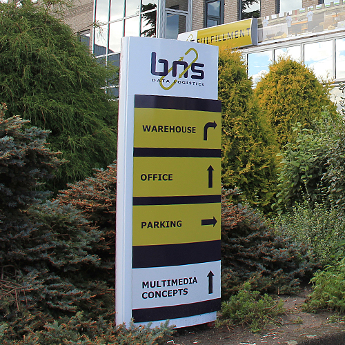 Externe signing BNS