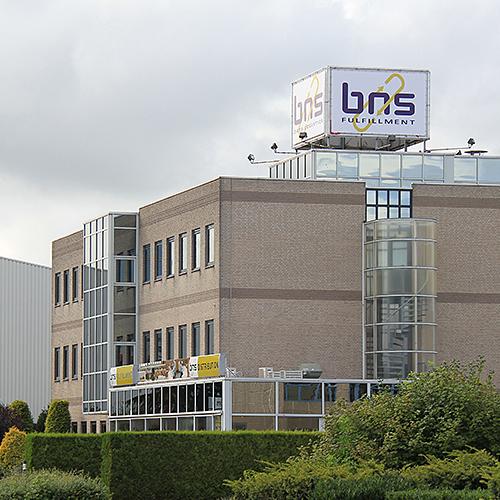 Branding gevel BNS