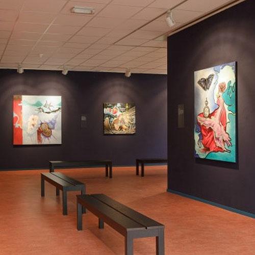 Andries Mons LEEF! expositie