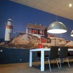 wanddecoratie koffiecorner