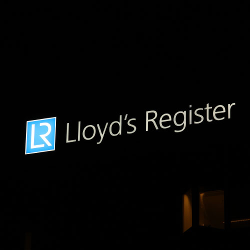 lichtreclame lloyds register