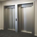 liftdeuren voorzien van 3m Di-noc