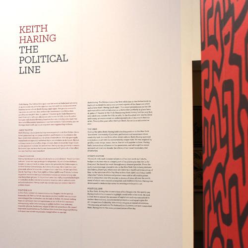 keith haring expositie