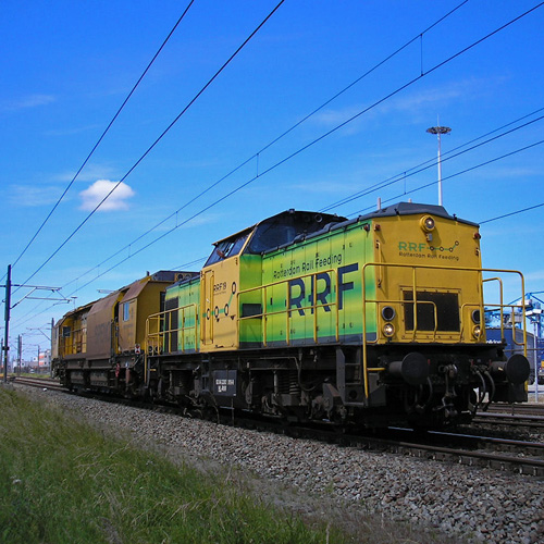locomotief rrf