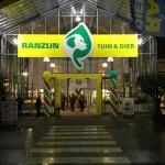 Diverse outstore signing voor Ranzijn tuin & dier in Deft