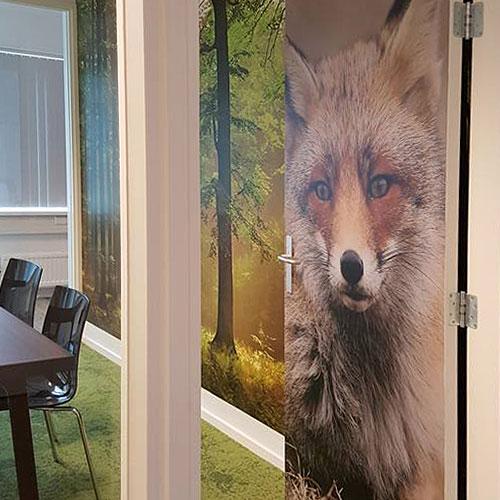 sfeerdecoraties foto's dierenbescherming