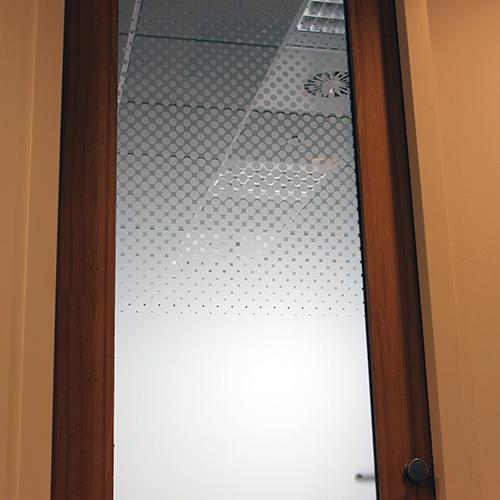 privacyfolie behandelkamer