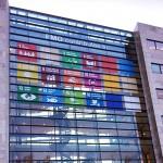 raambestickering FMO Den Haag