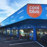 Winkelsigning Coolblue Zaventem