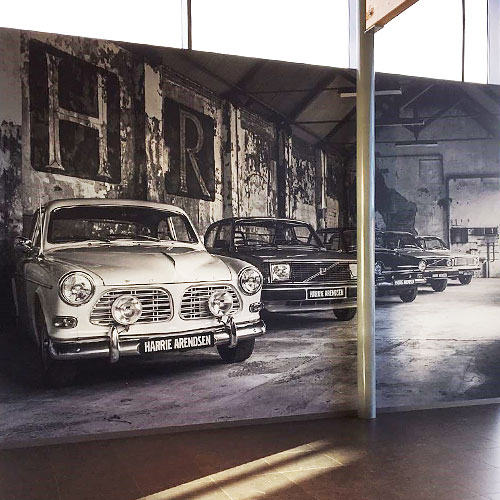 Volvo-dealer Ruurlo Blomsma