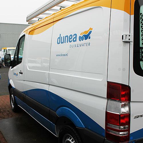 Wagenpark Dunea Blomsma