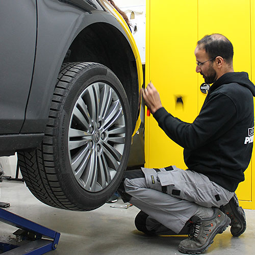 full wrap bestickering Opel Corsa Jake Fischer