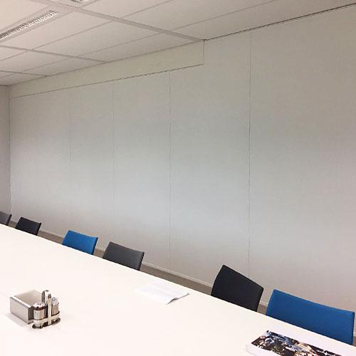 Wallvisuals voor conferentieruimten SBB