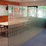 DZAP Radio Holland etagenummers plattegrond en wanddecoratie Blomsma