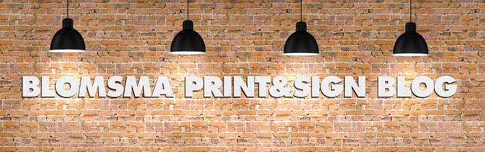 Print & Sign Blog lancering