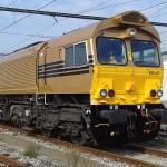 Blomsma Print & Sign RRF Gouden Beacon locomotief