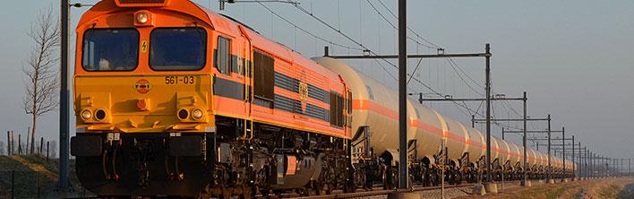 RRF22 Chris Westerduin Blomsma Print & Sign Treinbestickering locomotief